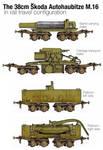 Skoda Heavy Artillery -Plate 6