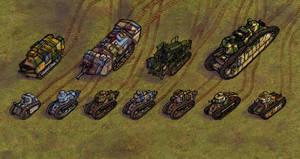 Shadowless Tanks Pt.1.1