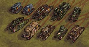 Shadowless Tanks Pt.2.1