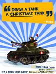 A CHRISTMAS tank! -Pt.1
