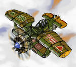 Tambrian Aircraft II