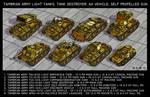 Tambrian Light Tanks