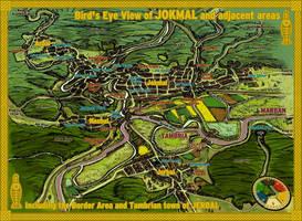 Jokmal Tourist Map