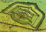 Fort No.1 Chitila by wingsofwrath