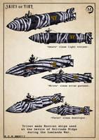 Lowlands War ships by wingsofwrath