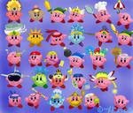 Kirby Tranformations