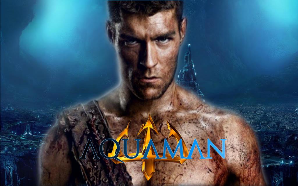 Aquaman Movie Banner by RedHood2913 on DeviantArt Liam Mcintyre Aquaman