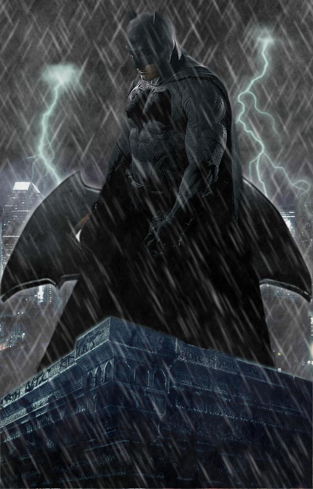 Batman v Superman Character Posters - BATMAN by RedHood2913