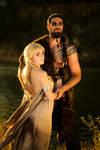 Drogo and Dany