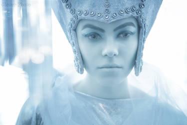 Eyes Of Winter by La-Clover