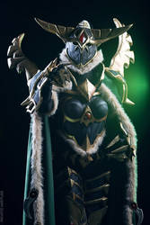 Maiev Shadowsong by La-Clover