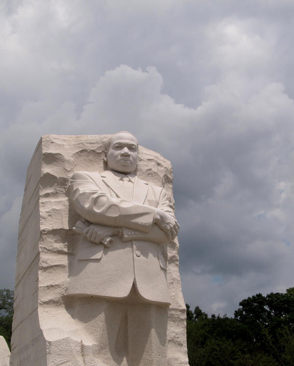 MLK Memorial by AliceN101