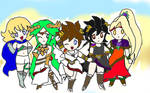 Kid Icarus Apprasing Transition