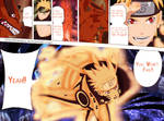 Naruto 597 page 20-21 Color by OneBill