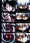 Naruto 605 - Mangekyou Sharingan !! by OneBill