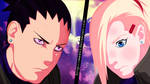 Naruto 613 : Shikamaru y Ino by OneBill