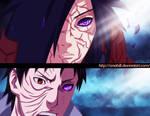 Naruto 617: Madara-Obito! by OneBill