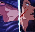 Bleach 531: Aizen vs Isshin by OneBill