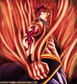 Fairy Tail- 464  Natsu  vs  Zeref