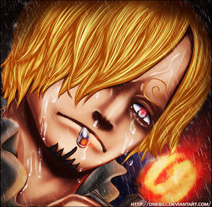 One Piece 851 : Heart Broken Sanji