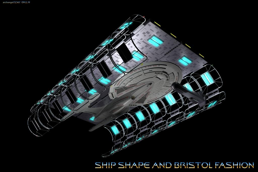 Ship Shape And Fashionable: Ship Shape And Bristol Fashion By Archangel72367 On DeviantArt