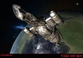 TAKE MY SKY by archangel72367