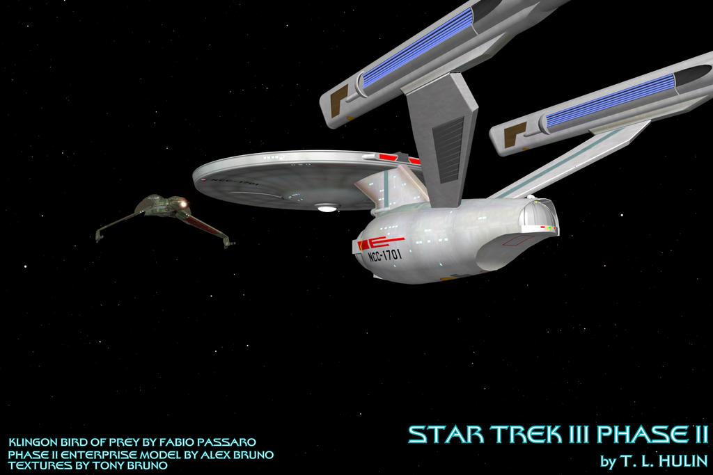 STAR TREK III PHASE II