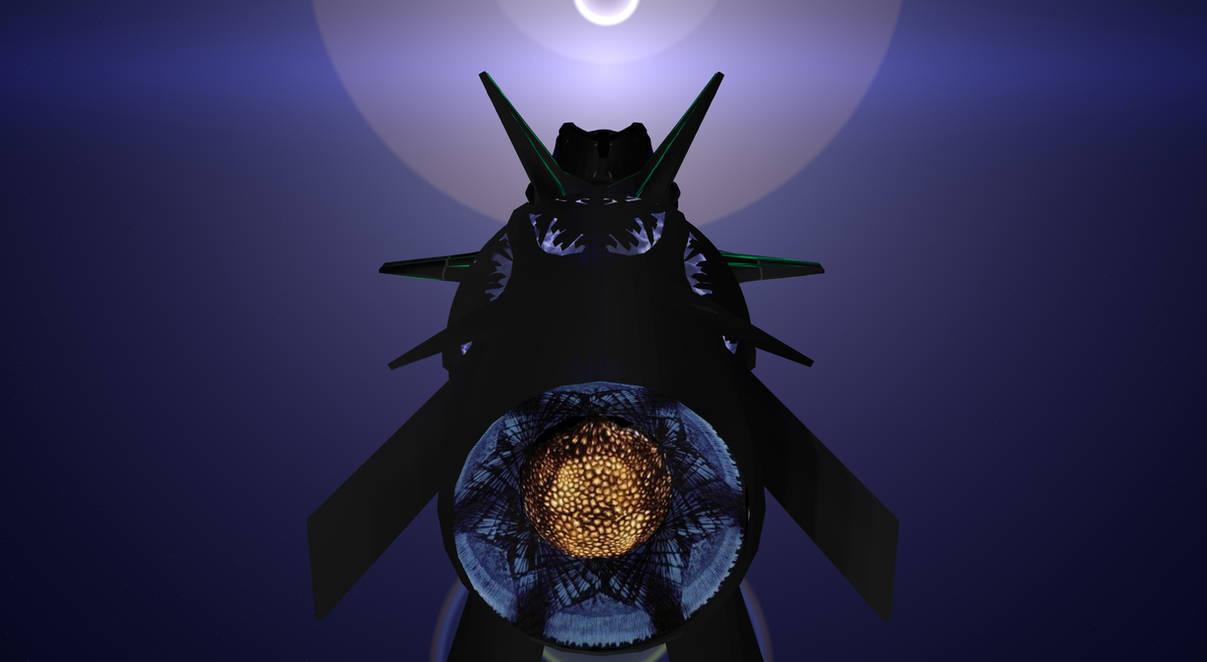 V'ger Flyover by archangel72367