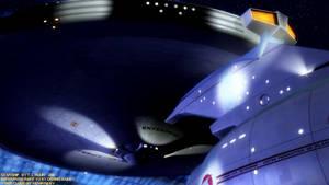 Starship by archangel72367