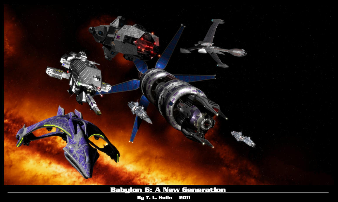 Babylon 6: A New Generation by archangel72367