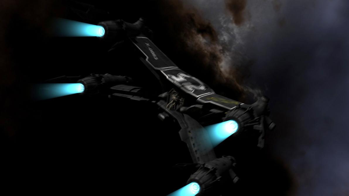 Omega Fury by archangel72367