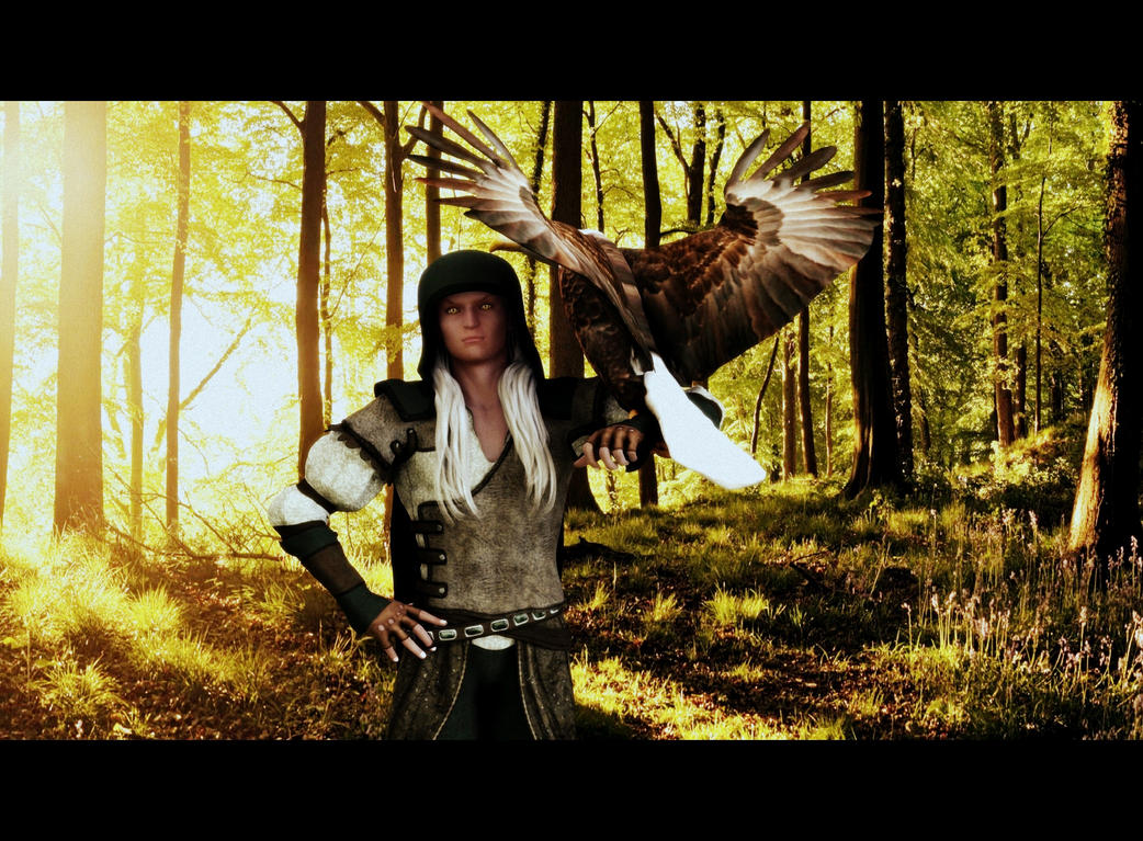 Raptor Wrangler by archangel72367