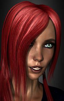Ruby Portrait