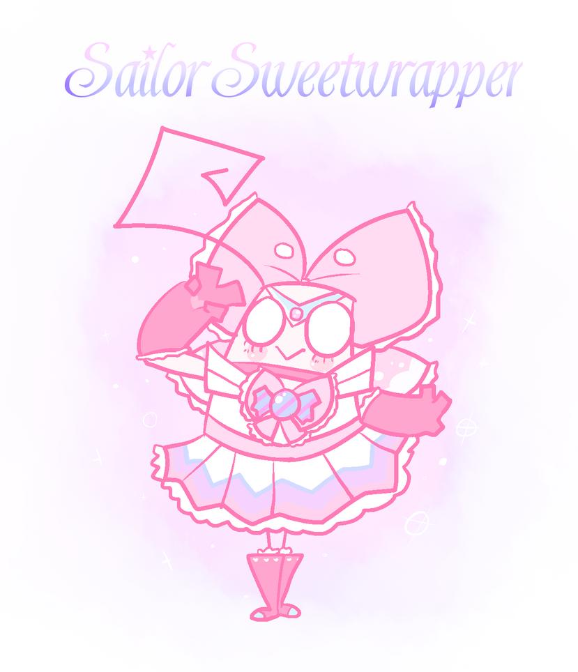 Sweetwrapper by MarshyTan