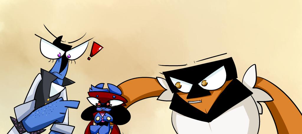 Team Empress- Main Task by MarshyTan