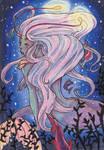 Deep Sea Maiden by VanillasauceArt