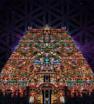 Vishnu's Temple