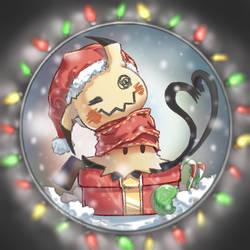 Mimkyu Christmas~ by ToriCane