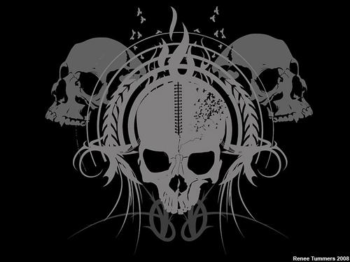 Skulls by Renee87