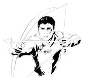 Hero by angelosone
