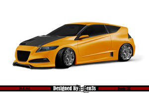 Honda CRZ by en3sDesign