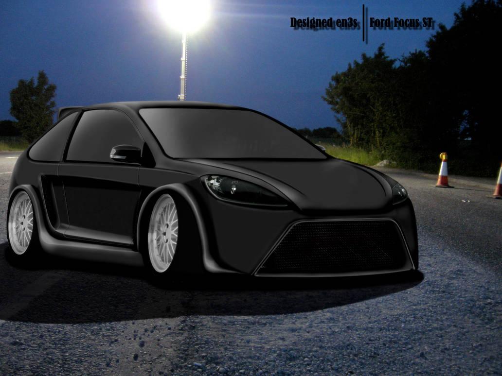 Ford Focus ST by en3sDesign