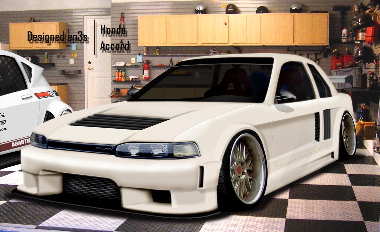 Honda Accord by en3sDesign