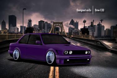 Bmw E30 by en3sDesign
