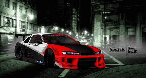 Nissan Silvia S14 by en3sDesign
