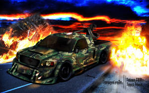 Saleen S331 Sport Truck by en3sDesign