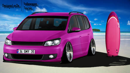 Volkswagen Touran DUB by en3sDesign