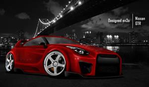 Nissan GTR by en3sDesign