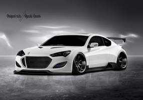 Hyundai Genesis by en3sDesign