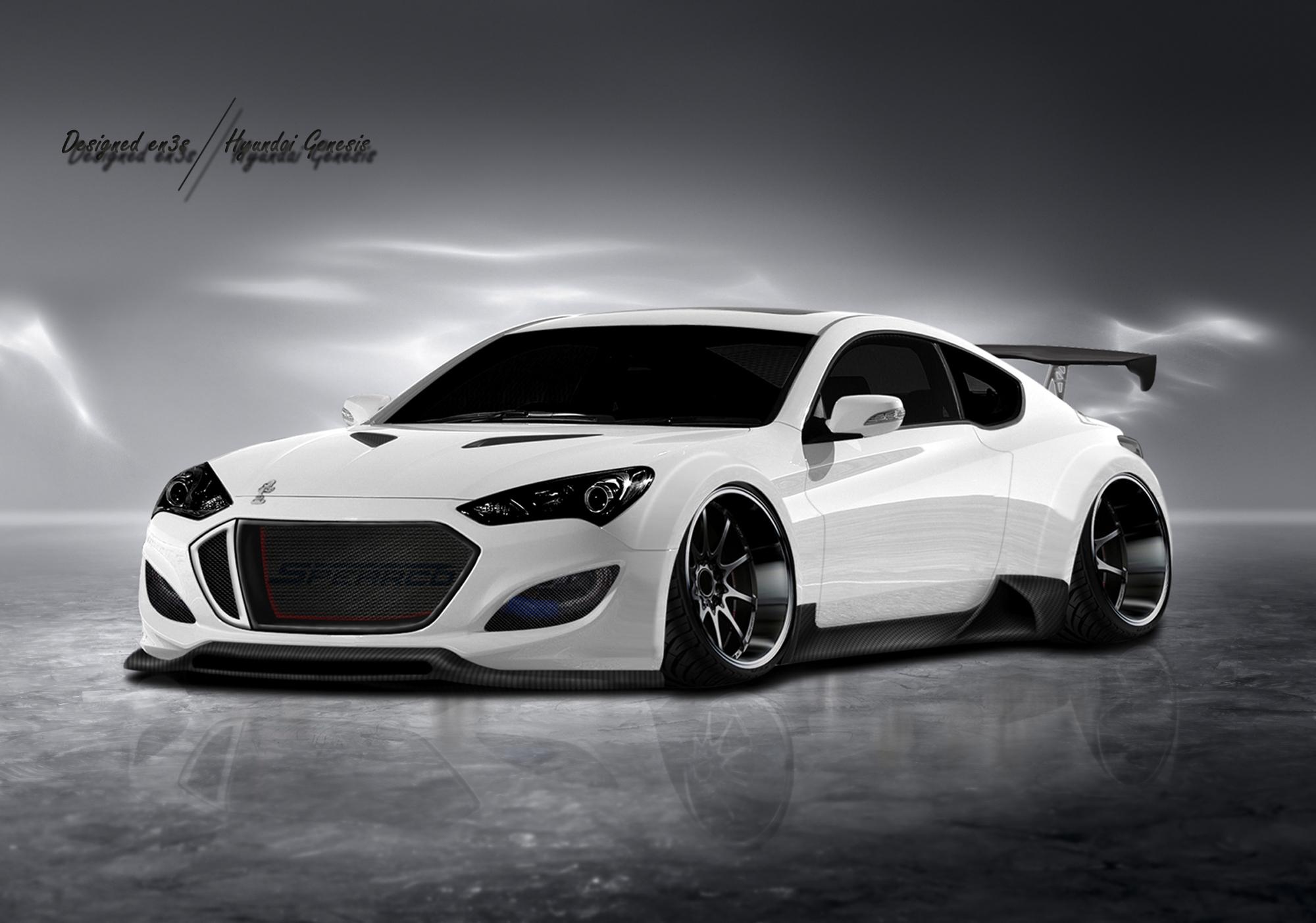 Hyundai Genesis by en3sDesign